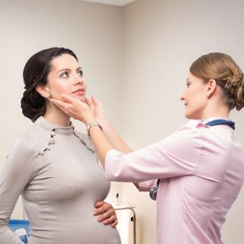 Alimentos para controlar la glándula tiroides en el embarazo