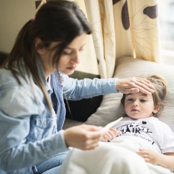 Higiene en casa si alguien de la familia tiene coronavirus
