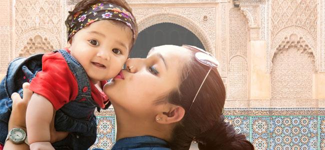 Nombres árabes para bebés