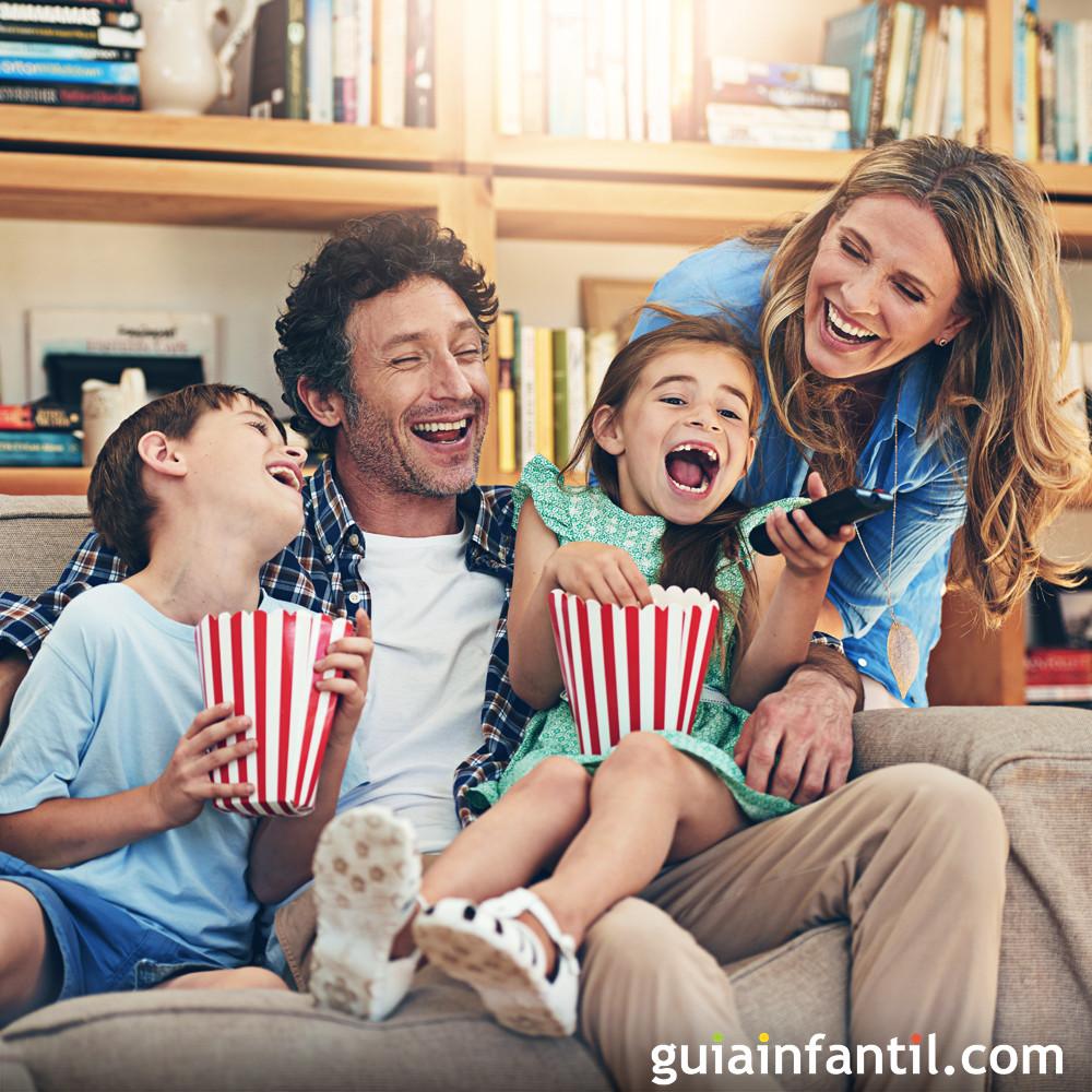 27 Películas Familiares De Netflix Que Educan En Valores A Los Niños