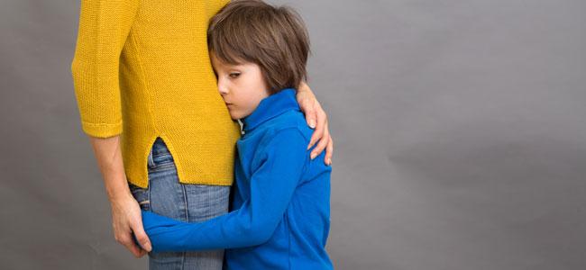 Cómo ayudar a tu hijo a superar sus miedos
