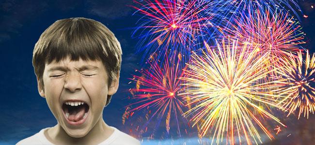 Por Que Algunos Ninos Con Autismo Tienen Fobia A Los Fuegos Artificiales