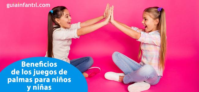 Juegos Y Canciones De Palmas Para Niños