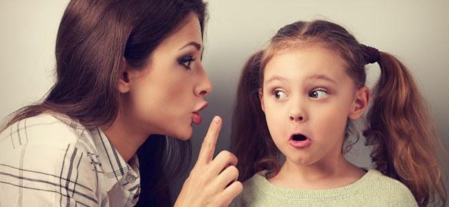 El peligro de dar respuestas a los niños sin pensar