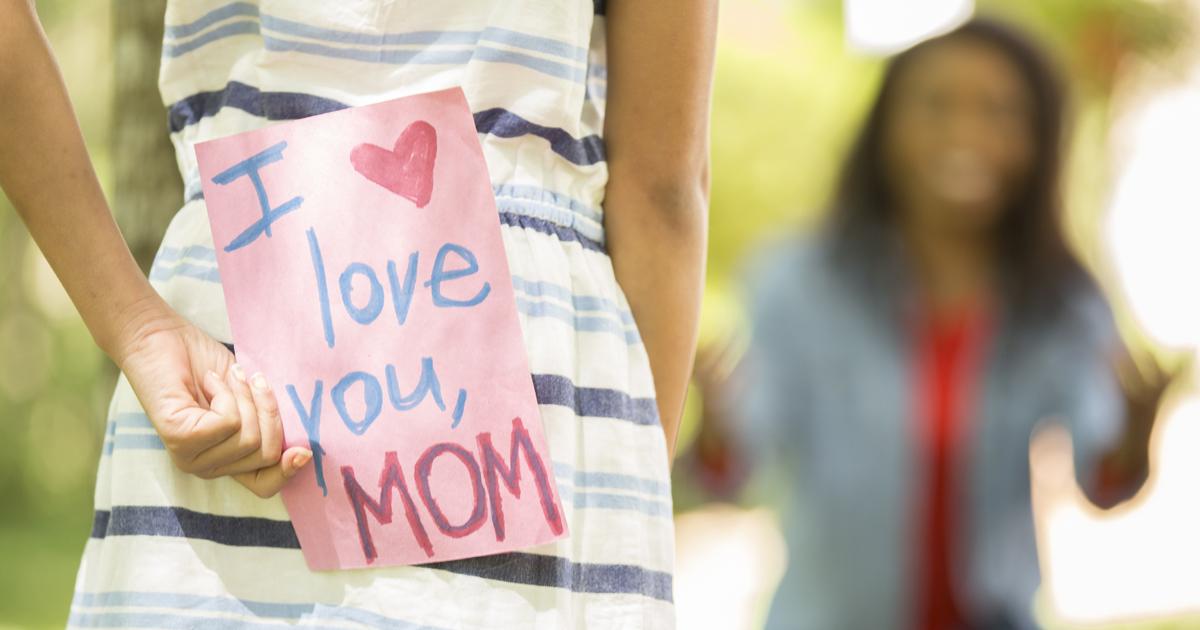regalos en el día de la madre