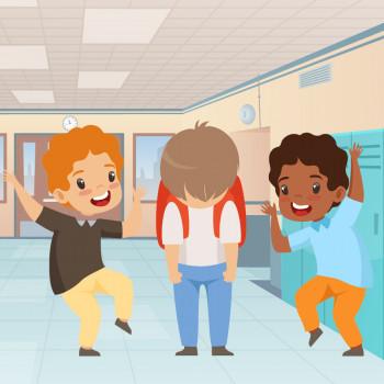 Pablo. Poema corto sobre el bullying para niños