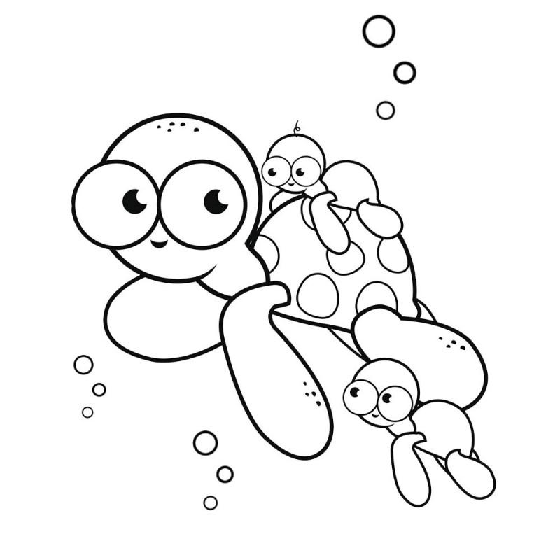 Get 40+ Dibujos De Tortugas Para Colorear E Imprimir