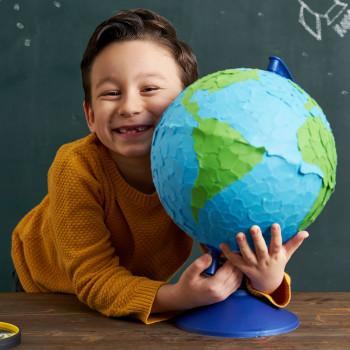 Recursos educativos para enseñar geografía a los niños