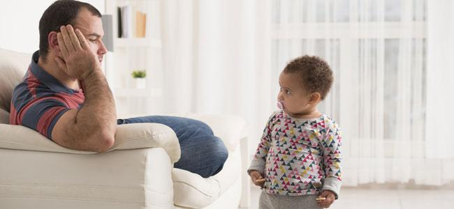 El mal humor de los padres afecta al desarrollo de los hijos