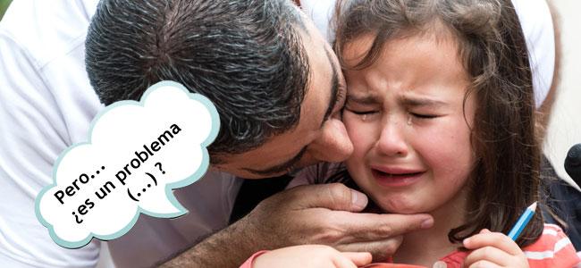 Una pregunta mágica para frenar rabietas y enfados de los niños
