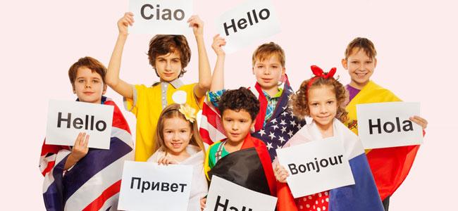 Los beneficios de aprender idiomas para los niños