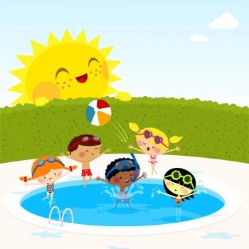 Magia en verano. Cuento para las vacaciones de los niños