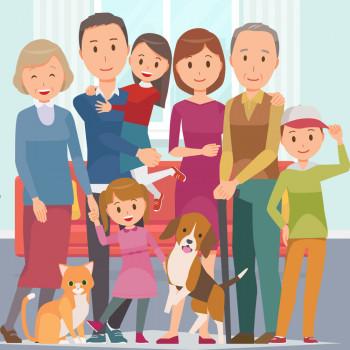 34 Frases Para Familias Unidas Y Felices Que Te Emocionarán