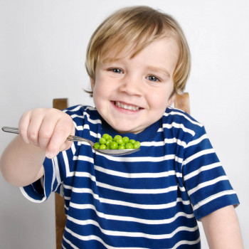Recetas con legumbres para niños