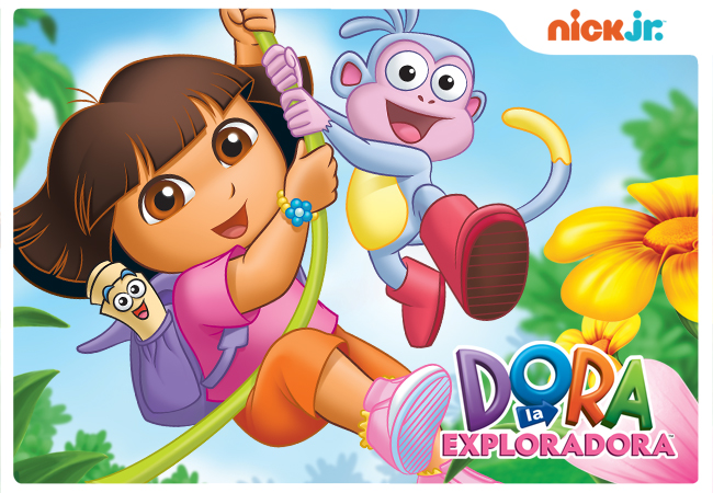 Serie infantil Dora la Exploradora