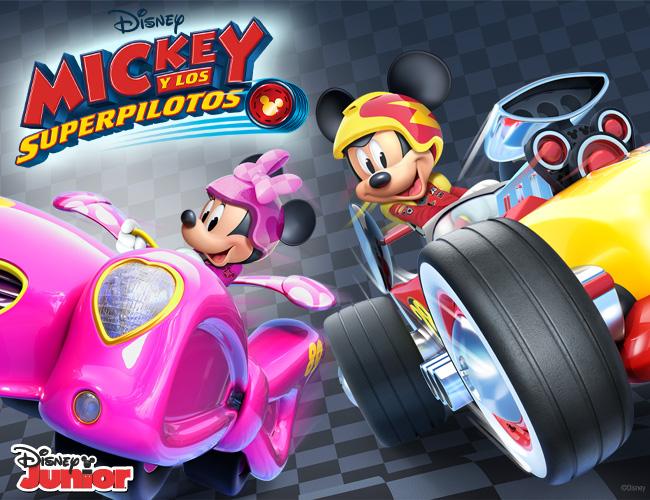 Series educativas de Mickey