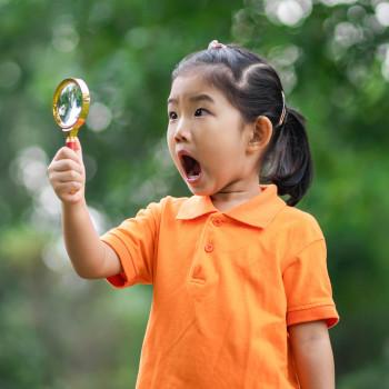 Educar en la sorpresa y el asombro a los niños