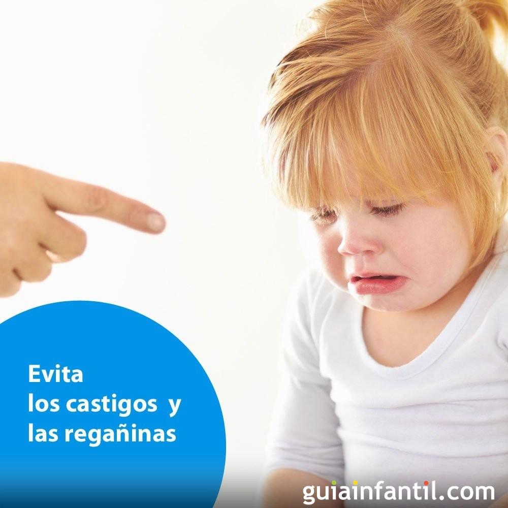 Consejos Montessori para retirar el pañal: no castigues a tu hijo