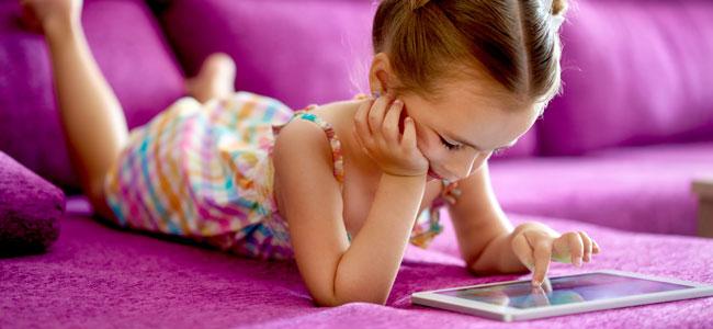 Cómo ayudar a un niño con adicción a la tablet o el movil