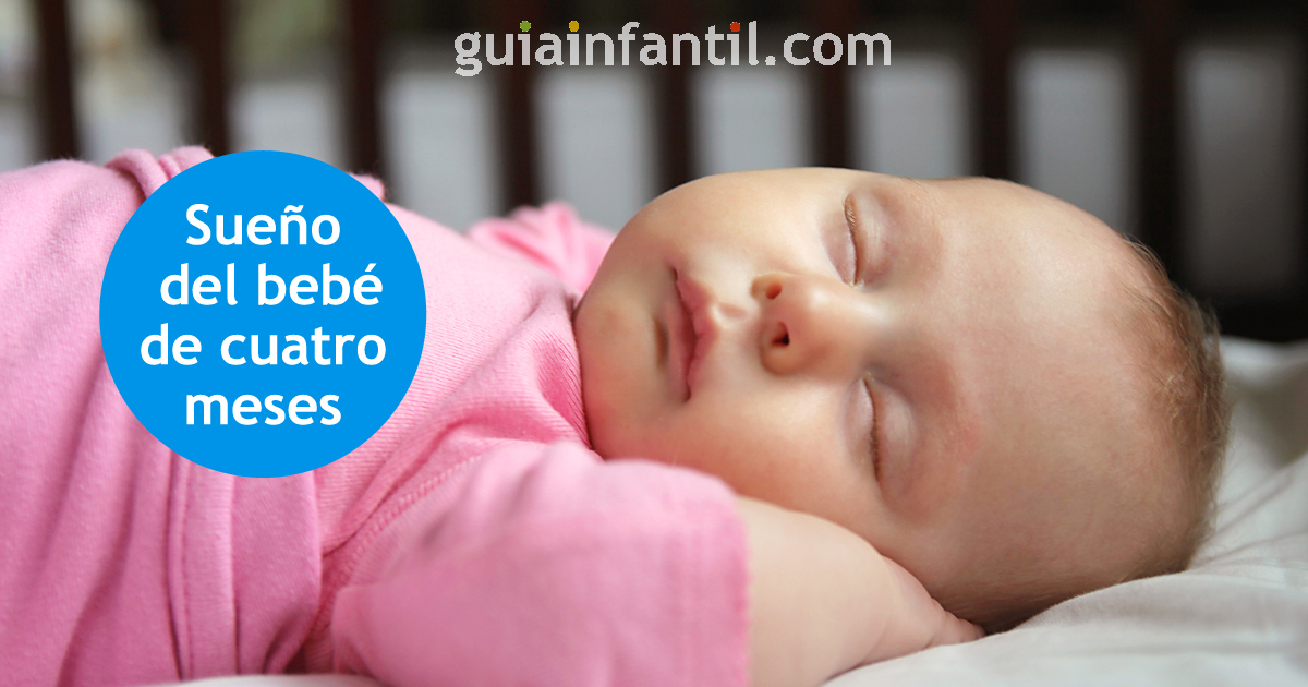 Bebé De Cuatro Meses Desarrollo Del Bebé Mes A Mes