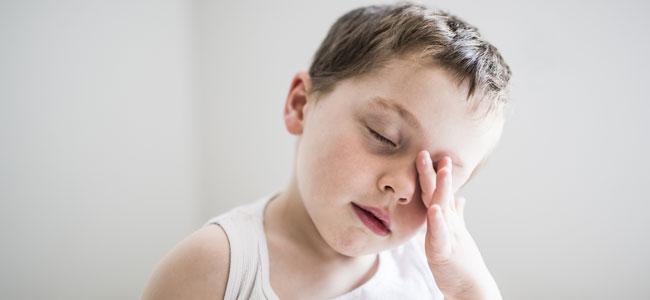 Trastornos del sueño en niños con epilepsia