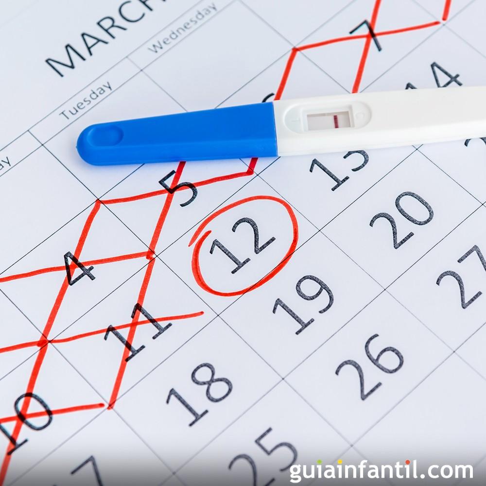 Como saber fecha de ovulacion si soy irregular