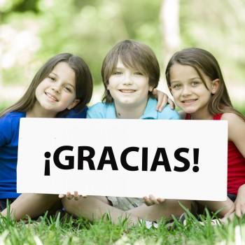 Cómo enseñar a un niño a dar las gracias con 5 pequeñas acciones