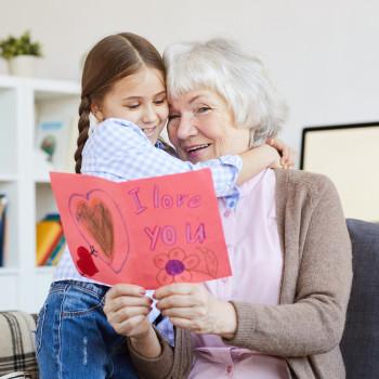 Manualidades para que los niños regalen a los abuelo