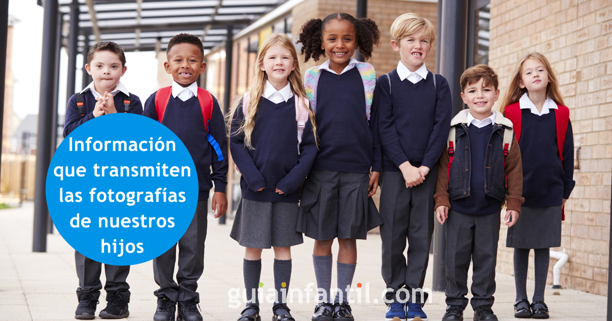 El Peligro De Compartir Fotos De La Vuelta Al Colegio De Los Ninos En el corazón del español. compartir fotos de la vuelta al colegio
