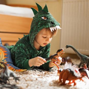 7 películas para niños de dinosaurios