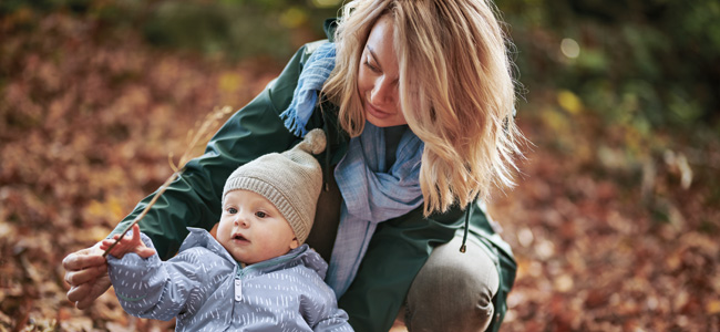 Los antibióticos en bebés y embarazadas