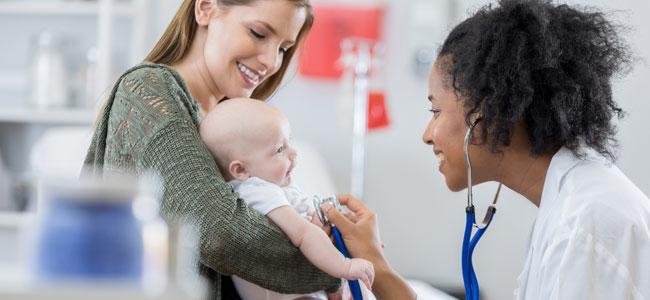 La elección del pediatra de tu bebé