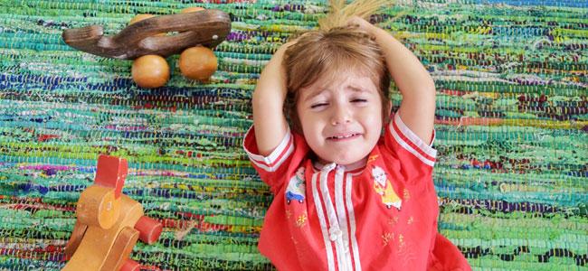 Qué hacer cuando los niños exageran sus emociones