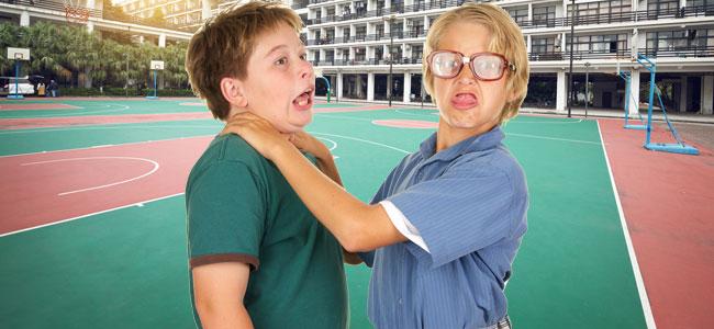El peligro del juego de la asfixia en los niños