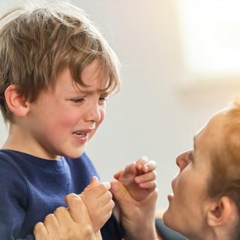 Qué decirle a un niño que muestra ira y rabia