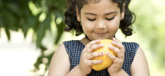 Dieta rica en hierro para los niños