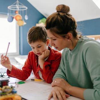 Motivar a los niños a aprender desde casa