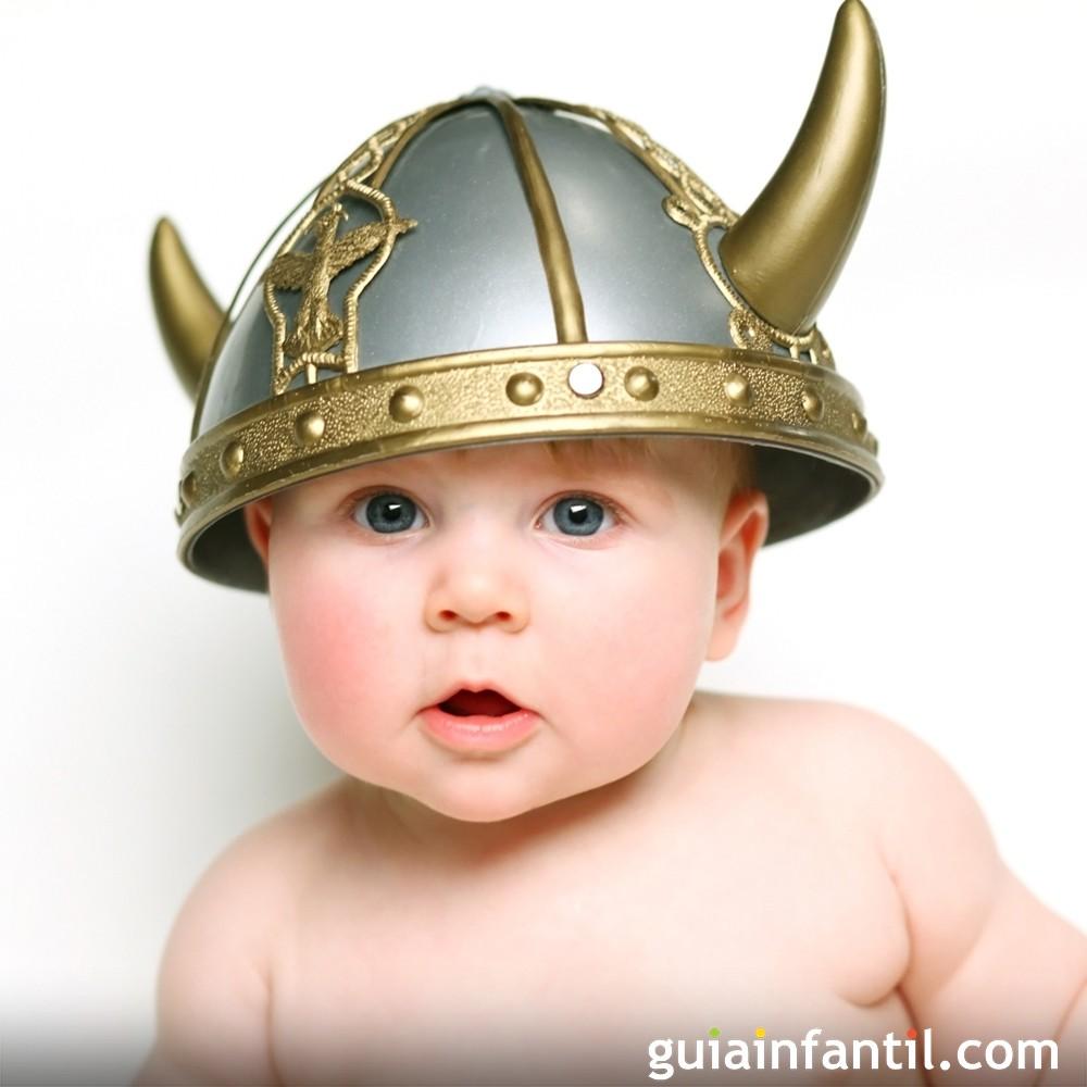 33 nombres para niños y niñas inspirados en la fuerza de los vikingos