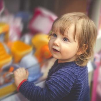 Игрушки в соответствии с возрастом ребенка