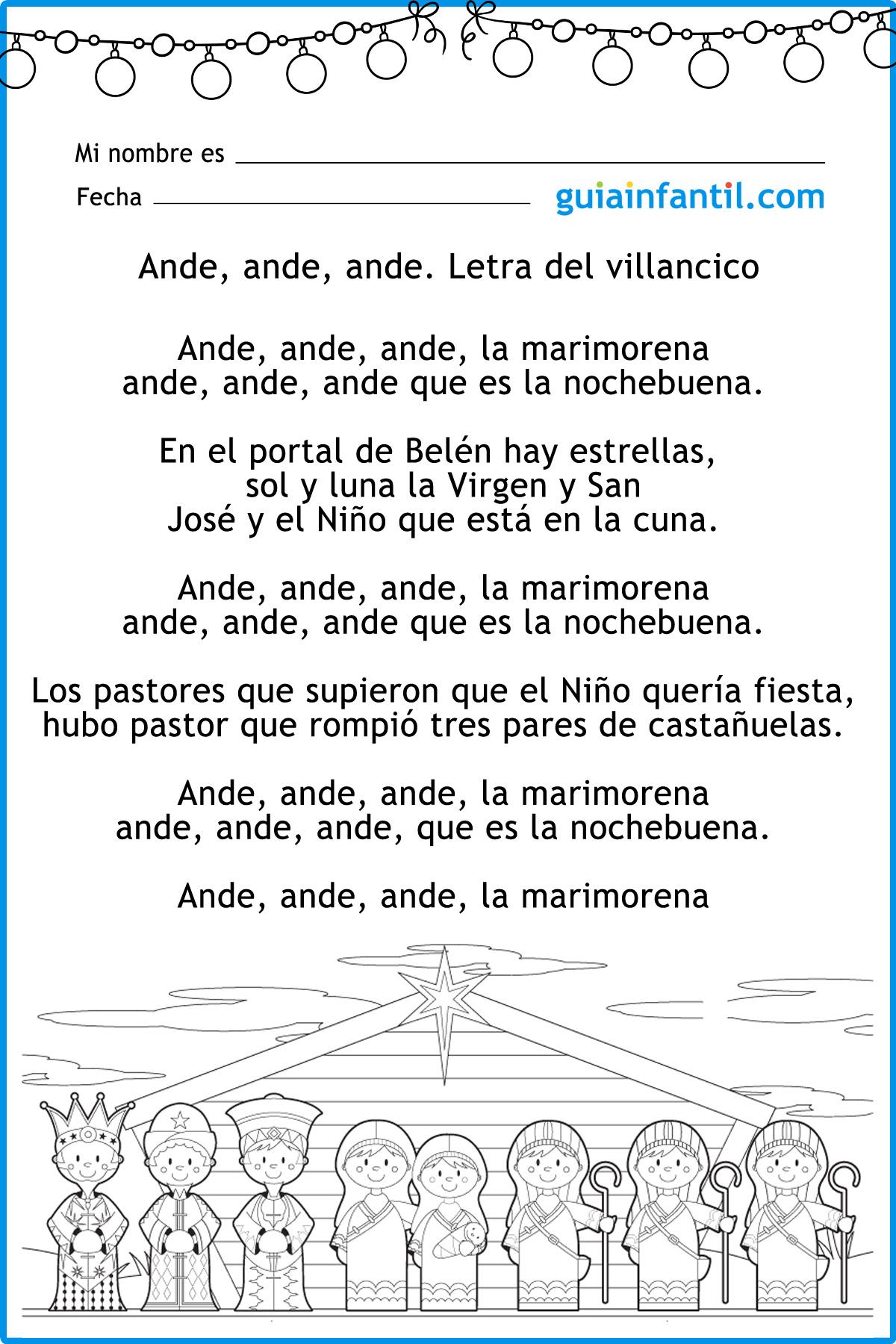 Navidad 2020 11 Villancicos Grandes éxitos Para Cantar Con Los Niños