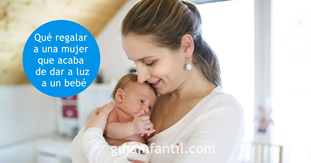 Qué Regalar A Una Mujer Que Acaba De Dar A Luz A Un Bebé