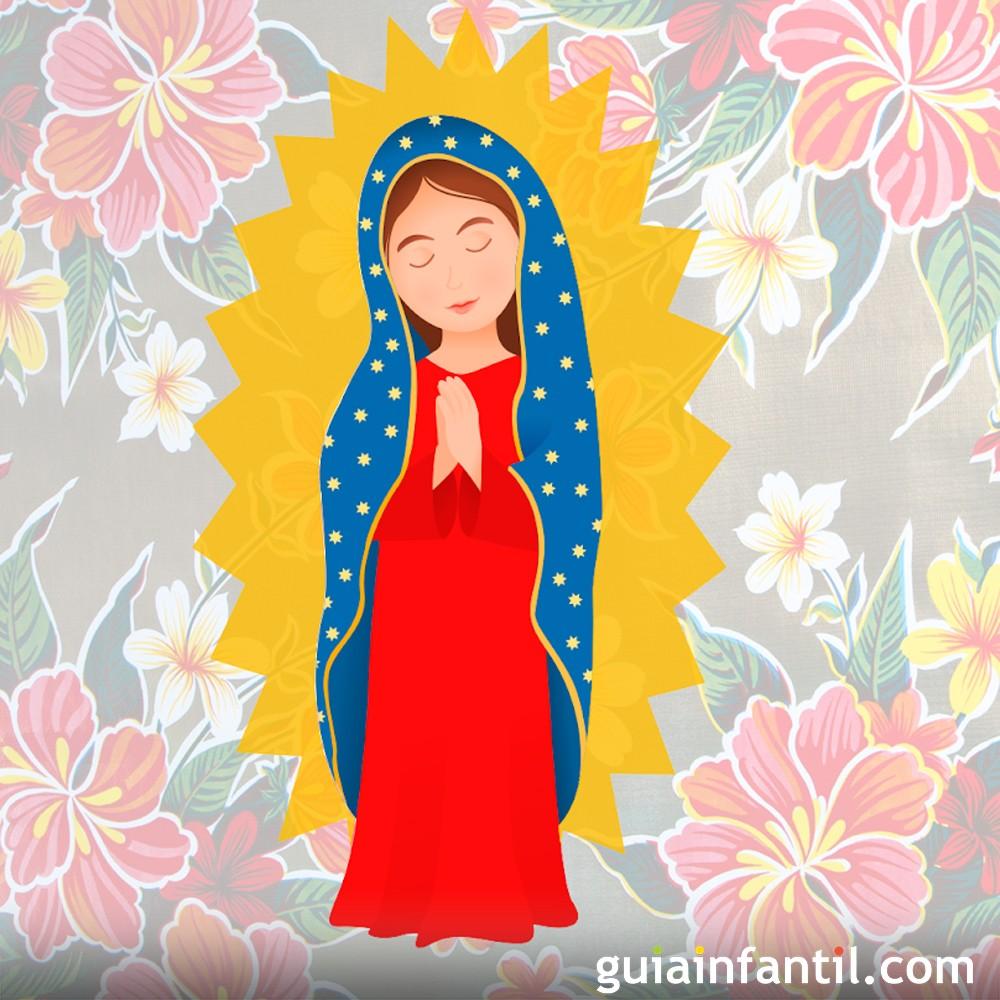 Novena a la Virgen de Guadalupe. Oración a la patrona de México