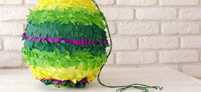 fiesta con piñata