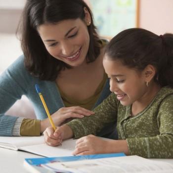 ¿Haces los deberes de tus hijos?