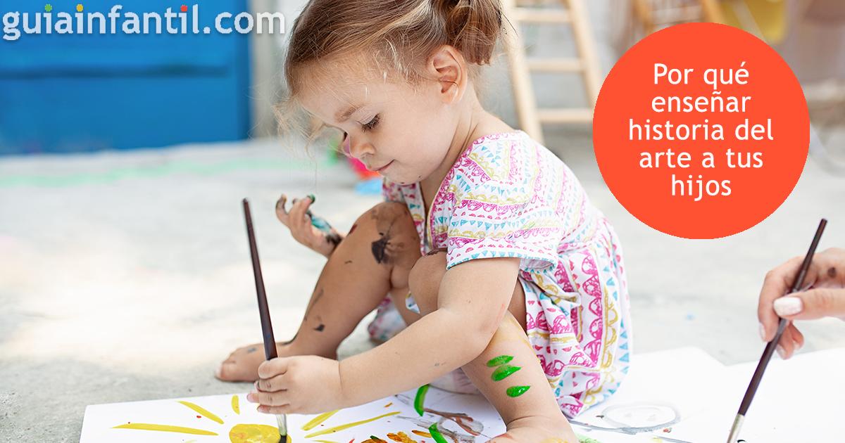 Actividades de historia del arte para niños