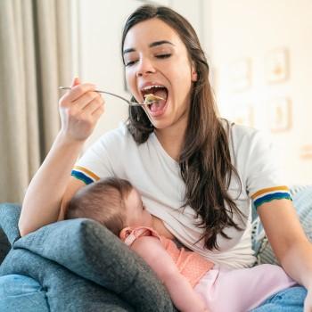 Cuando los antojos de la lactancia son más fuertes que en el embarazo