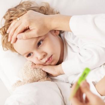 Cómo preparar al niño para afrontar la gripe estacional
