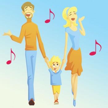 10 canciones de tu infancia que tu hijo debe conocer