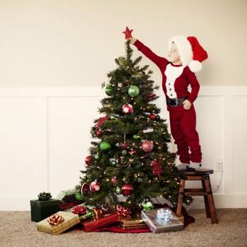 Las personas que decoran la casa de Navidad con mucha anticipación son más felices