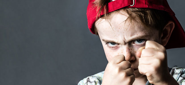 Niños problemáticos, ¿cómo actuar?